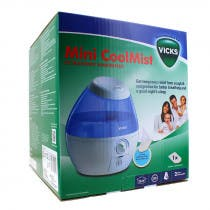 Humidificador Mini CoolMist Ultrasonico
