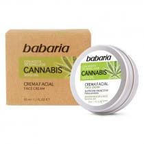 Crema Facial Cannabis Babaria 50ml
