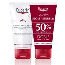 Eucerin pH5 Crema De Manos 75ml 75 ml DUPLO
