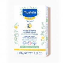 Mustela Cold Cream Jabon Pastilla 100g