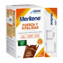 Meritene Polvo Chocolate 15 Sobres 30gramos