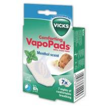 Vicks Recambio Vapopads Mentol 7 unidades