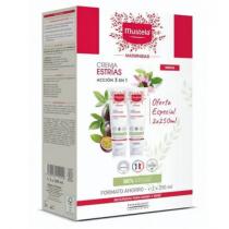 Mustela Crème Prévention Vergetures 2 x 250ml