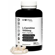 Hivital L-Carnitina 1000 mg 180 Capsulas