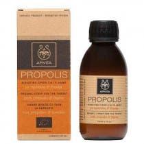 Apivita Propolis Jarabe Biologico Garganta con Propoleo y Tomillo 150ml