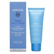 Crema Gel Hidratante Oil Free Aqua Beelicious Apivita 40ml