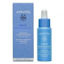 Booster Hidratante y Refrescante Aqua Beelicious Apivita 30ml