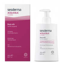 Sesderma Acglicolic Classic Lait Corps Anti-âge 200ml