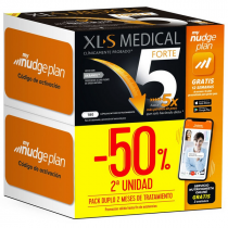 XLS Forte 5 Nudge Plan- Lot de 2. Unité à -50%