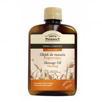 Aceite Caliente para Masaje Green Pharmacy 200ml