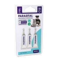 Parasital Perros Pequenos y Gatos 3 Pipetas 1,25 ml