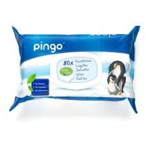 Pingo 80 Lingettes Bébé Aloe Vera