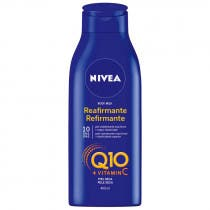 Body Milk Q10 Reafirmante Piel Seca Nivea 400ml