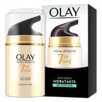 Crema de Dia Sin Perfume Olay Total Effects 50ml