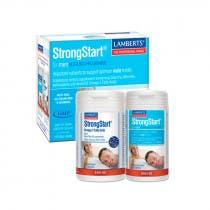 StrongStart Hombres Vitaminas  Minerales y Omega 3 Lamberts 60 60 Capsulas