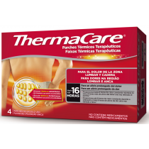 Thermacare Patchs Chauffants Dos 4 patchs