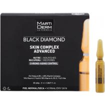 Black Diamond Skin Complex Martiderm 30 Ampollas