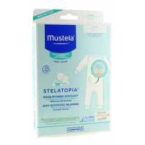 Pijama de Alivio Stelatopia Mustela 6 a 12 Meses