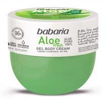 Babaria Aloe Fresh Gel Corporal Aloe Puro 100 400ml