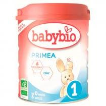 BabyBio Leche Primea 1 BIO 800gr