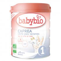 BabyBio Leche Caprea 1 Bio 800 Gr