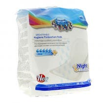 Canpol Babies Compresas Postparto Superabsorbentes y Transpirables 10 Unidades