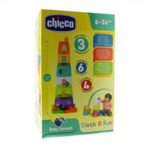 Super Torre Apilable Chicco 6 36 Meses