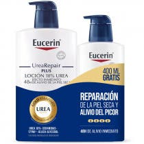 Eucerin UreaRepair Plus 10 Urea Locion 1 Litro 400ml