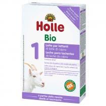 Holle Leche de Cabra 1 Lactantes ECO 400g