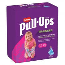 Huggies Panal Trainers Pull Ups Nina T6 2-4 Anos 28Uds