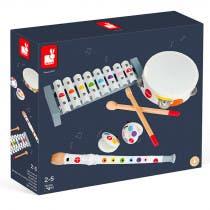 Janod Set de Instrumentos Musicales Confetti