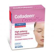 Lamberts Colladeen Derma Plus 60 Comprimidos