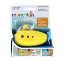 Juguete Bano Submarino Amarillo Explorador Munchkin