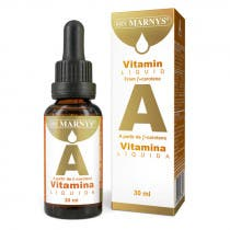 Vitamina A Liquida Botella con Pipeta Marnys 30ml