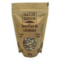 Semillas de Calabaza Bio NaturGreen 225Gr