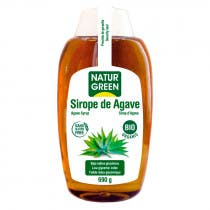 Sirope de Agave Bio NaturGreen 500ml