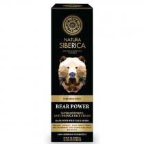 Crema Antiarrugas Hombre El Poder del Oso Natura Siberica 50ml