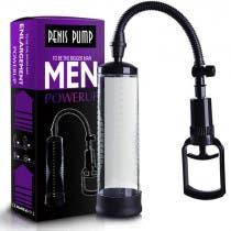Penis Pump Bomba de Ereccion Pene 22cm