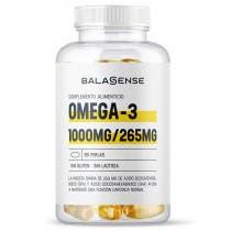 Balasense Omega 3 1000mg/265mg 90 Perlas