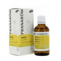 Aceite Vegetal Arnica BIO Pranarom 50 ml
