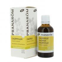 Aceite Vegetal Calofilo BIO Pranarom 50 ml.