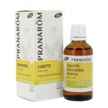 Aceite Vegetal Zanahoria BIO Pranarom 50 ml