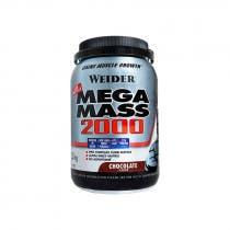 Mega Mass 2000 Weider Sabor Chocolate 1 5 Kg