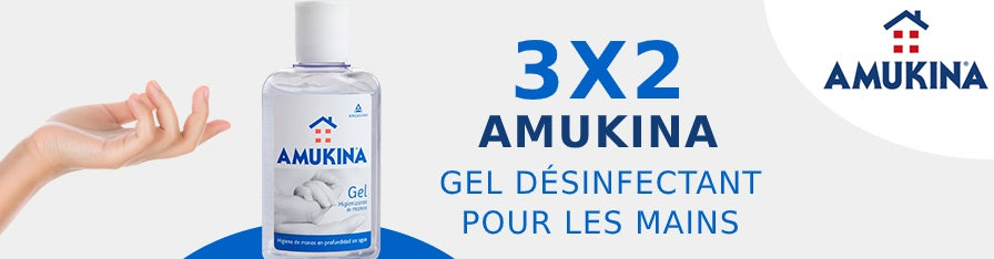 3X2  AMUKINA