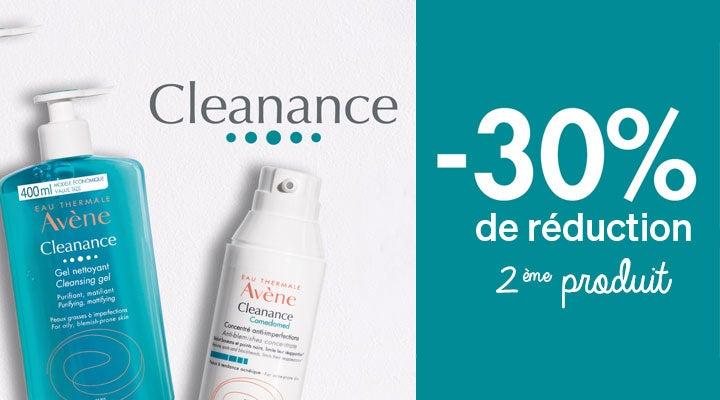 EXT_AVENE|-30% AVÈNE CLEANANCE