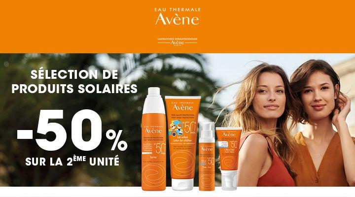 EXT_AVENE|-50% SOLAIRES AVÈNE