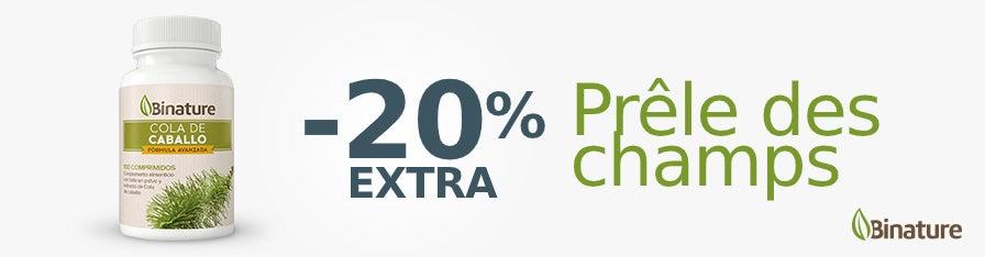 -20% Binature Prêle