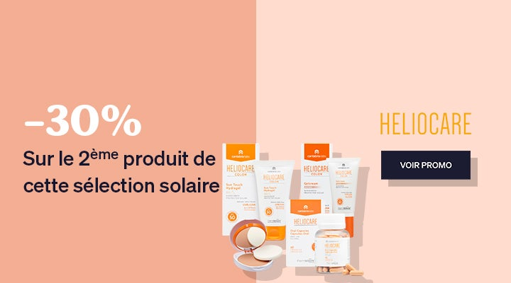 EXT_HELIOCARE|-30% HELIOCARE SOLEIL