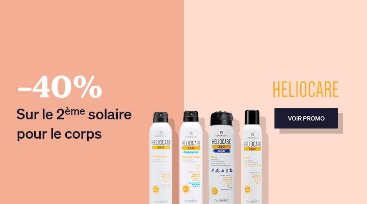 EXT_HELIOCARE -40% SOLAIRES CORPORELS HELIOCARE