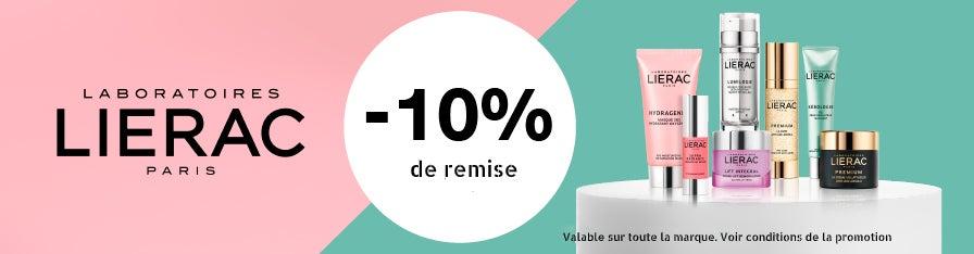 -10% Lierac